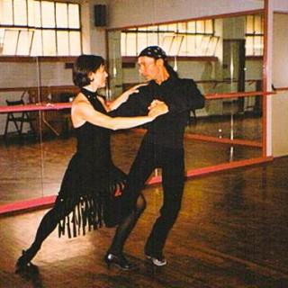 Ballo liscio con Aldo Rebatto