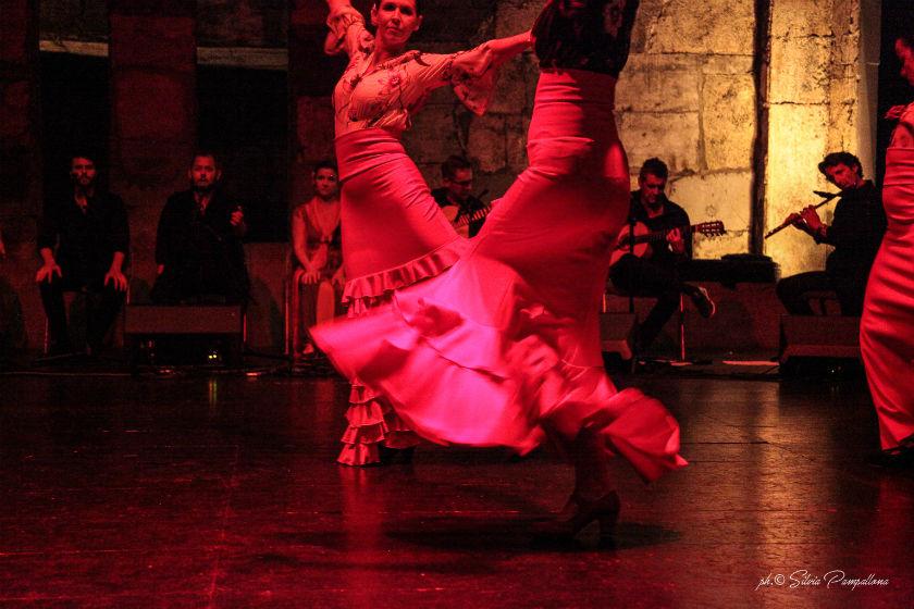 flamenco coreografato