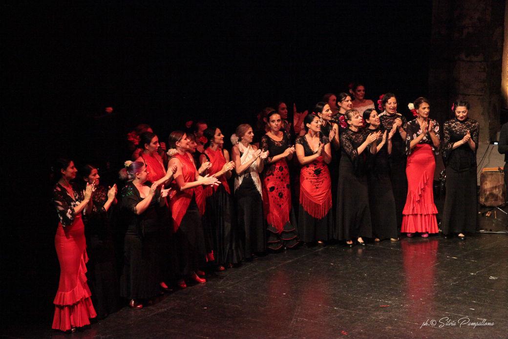 Flamenco coreagrafato
