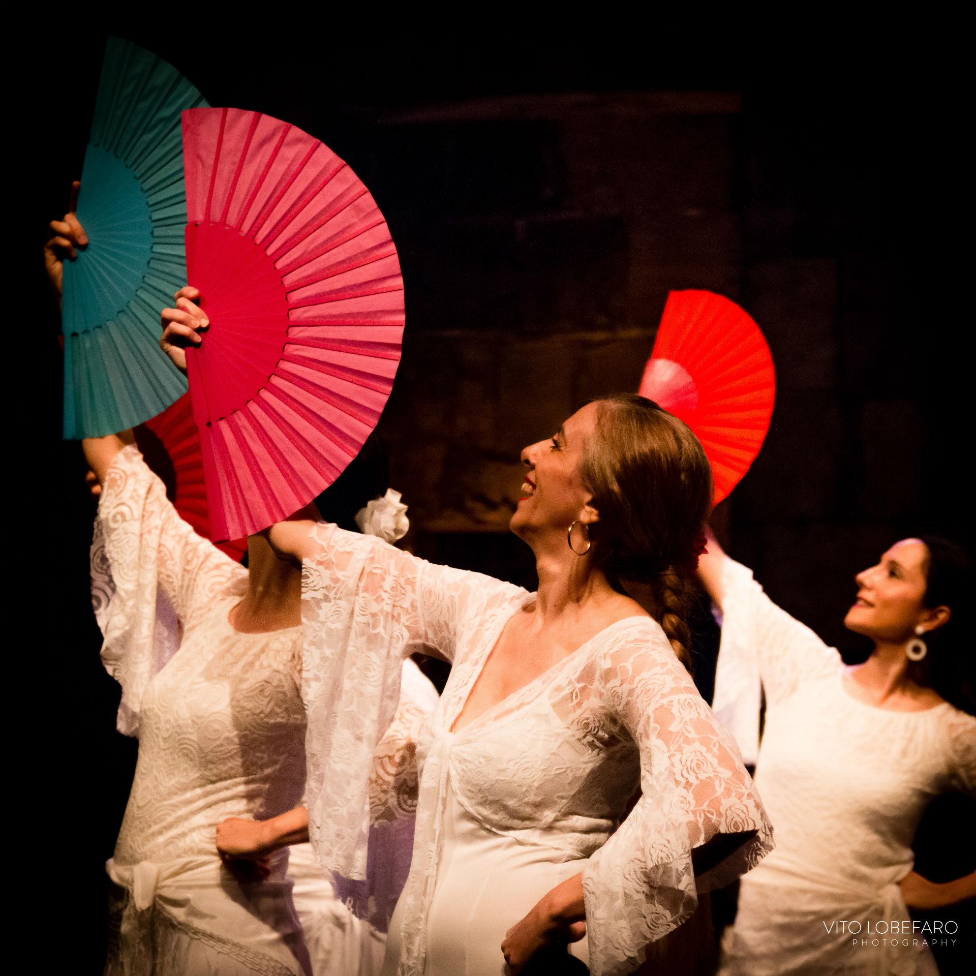 Flamenco a Mosaico Danza