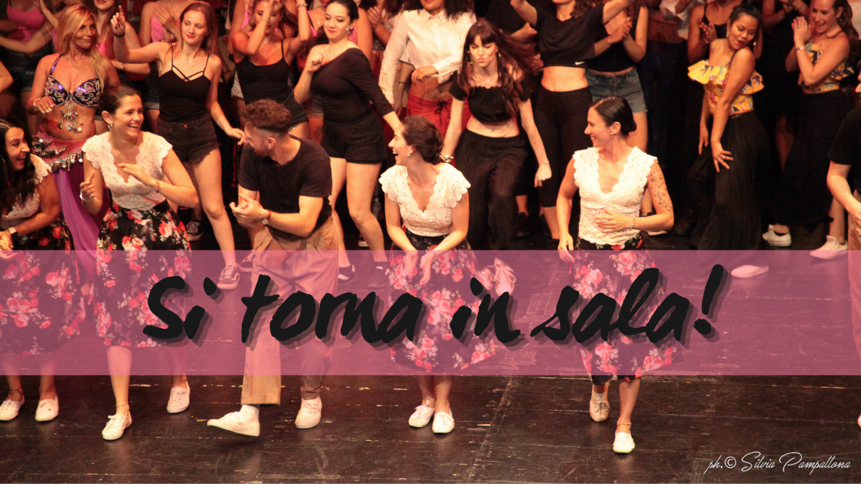 Corsi di danza in presenza